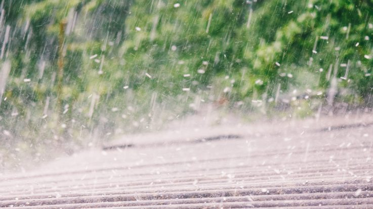 How Hail Damage Deteriorates Your Roof and Home Value